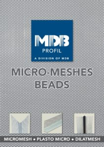 Dokumentation Micro-meshes beads