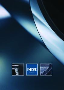 MDB Profil - Katalog